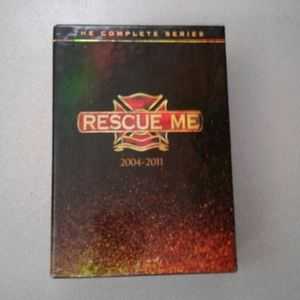 Rescue Me 2004-2011  The Complete Series 26 Discs